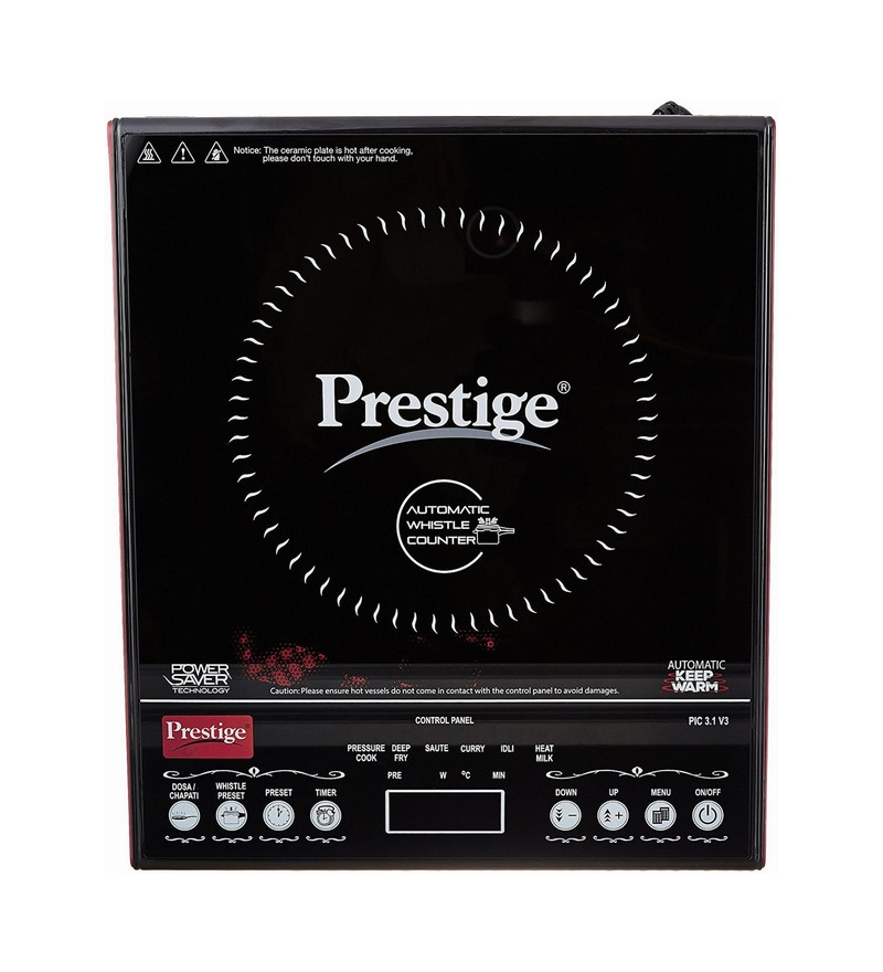 Prestige 2000 Watt Induction Cooktop