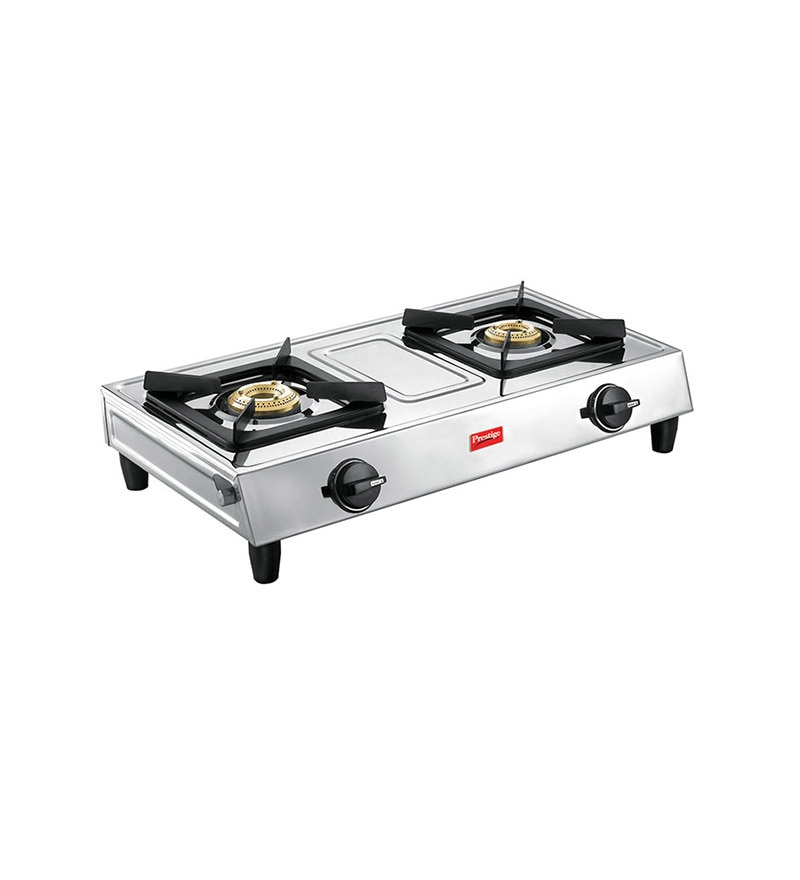 Prestige Royal Eco ISI Certified 2 Burner Gas Cooktop