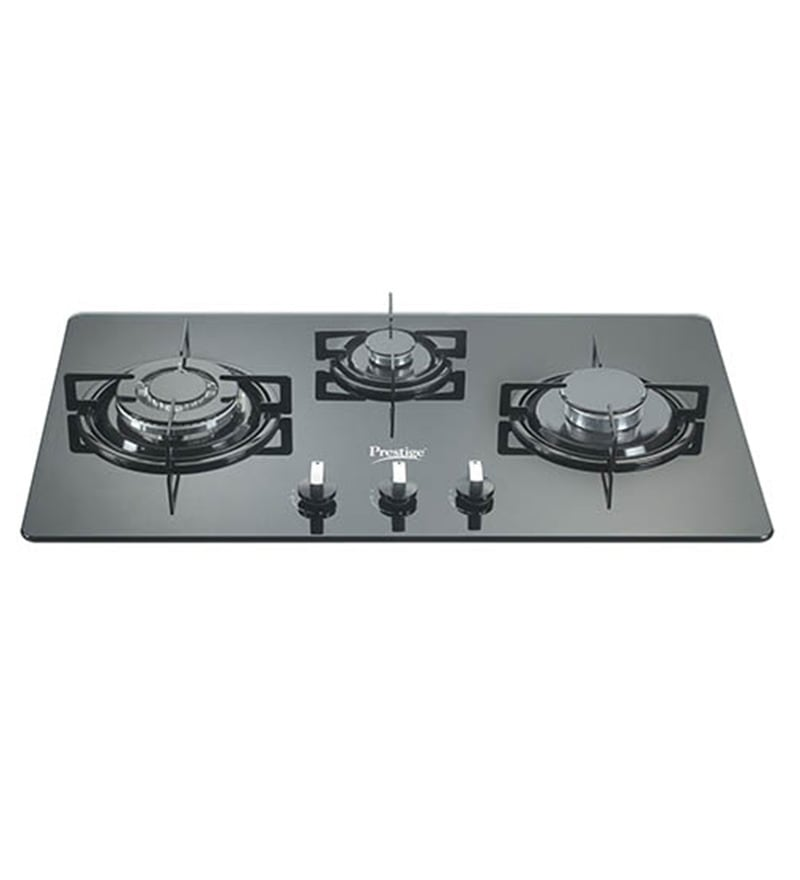 Prestige Royal Kitchen GH03 DLX 3 Burner Hob