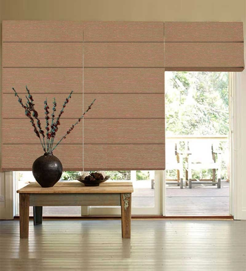 Pink Polyester Window Blind by Presto