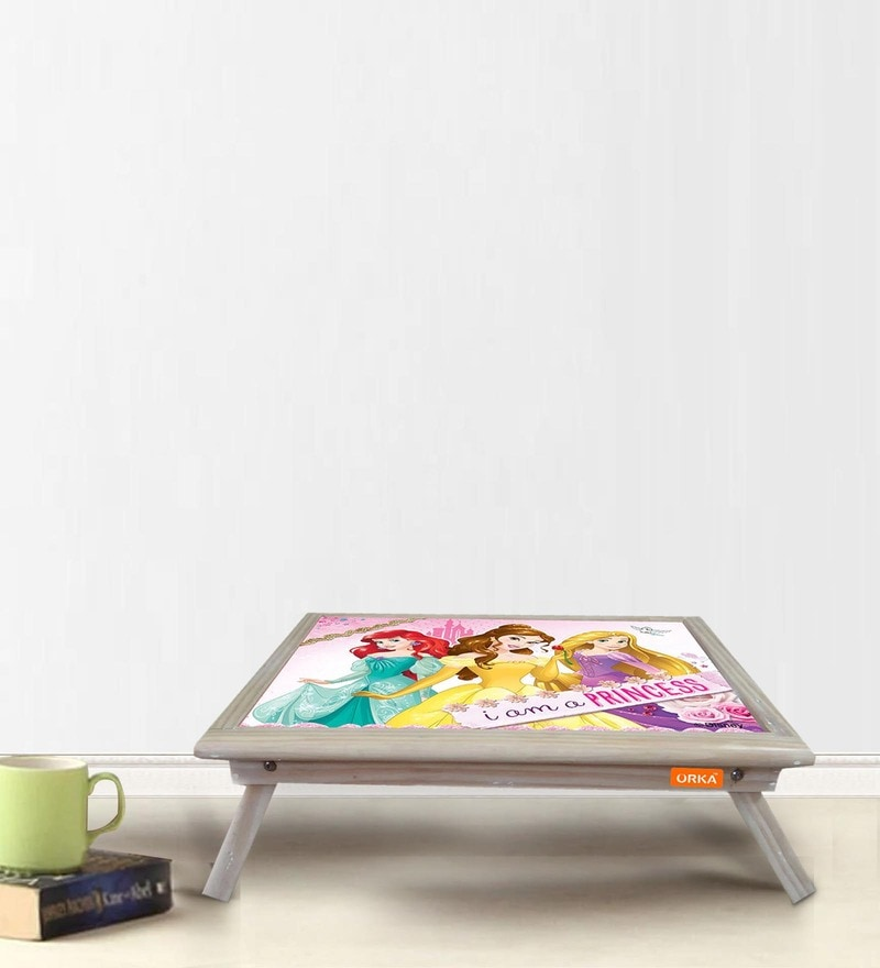 Princess Digital Printed Folding Laptop Table by Orka