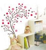 PVC Wall Stickers Wall Decals Pink Tree by Print Mantras