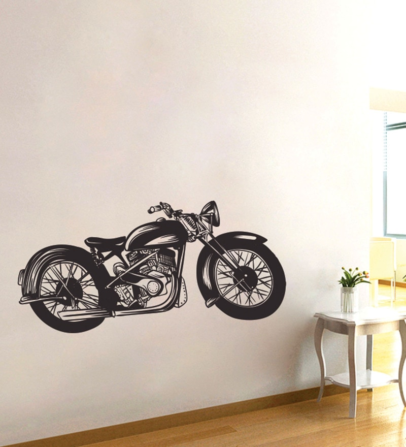 buy pvc vinyl bullet bike decal wall stickerwall attraction