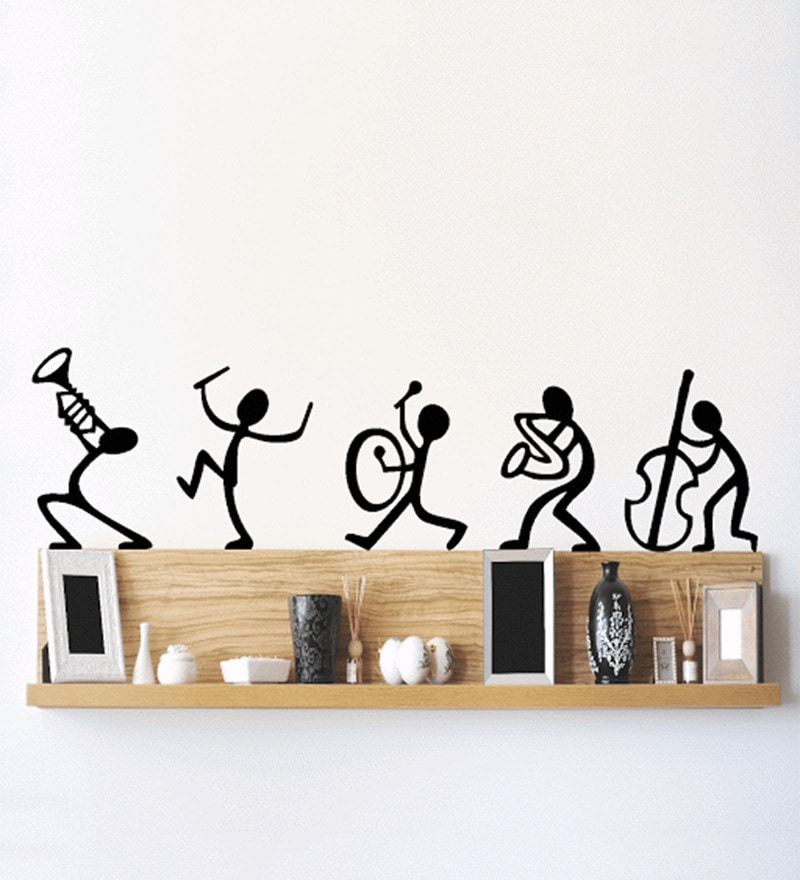 Happy Band Wall Stickers