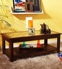 Woodinville Coffee Table in Honey Oak Finish by Woodsworth
