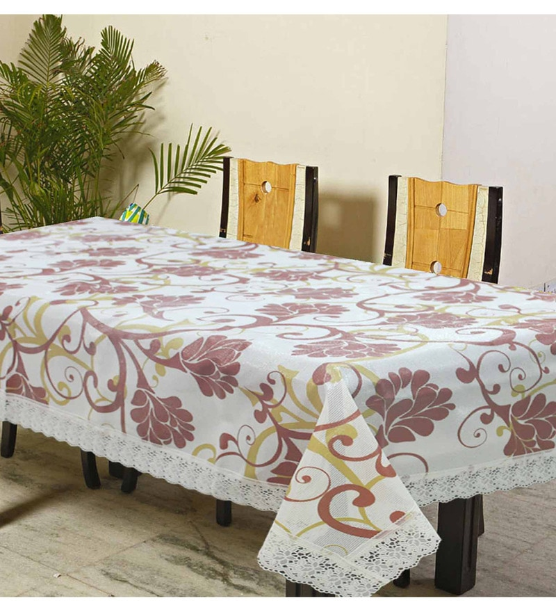 R Home Multicolour Cotton Table Linen