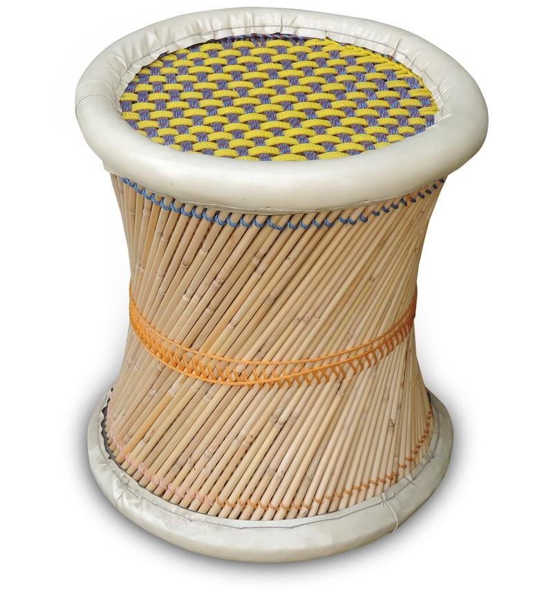 Buy Rajasthani Hand Crafted Ethnic Muddha Stool By