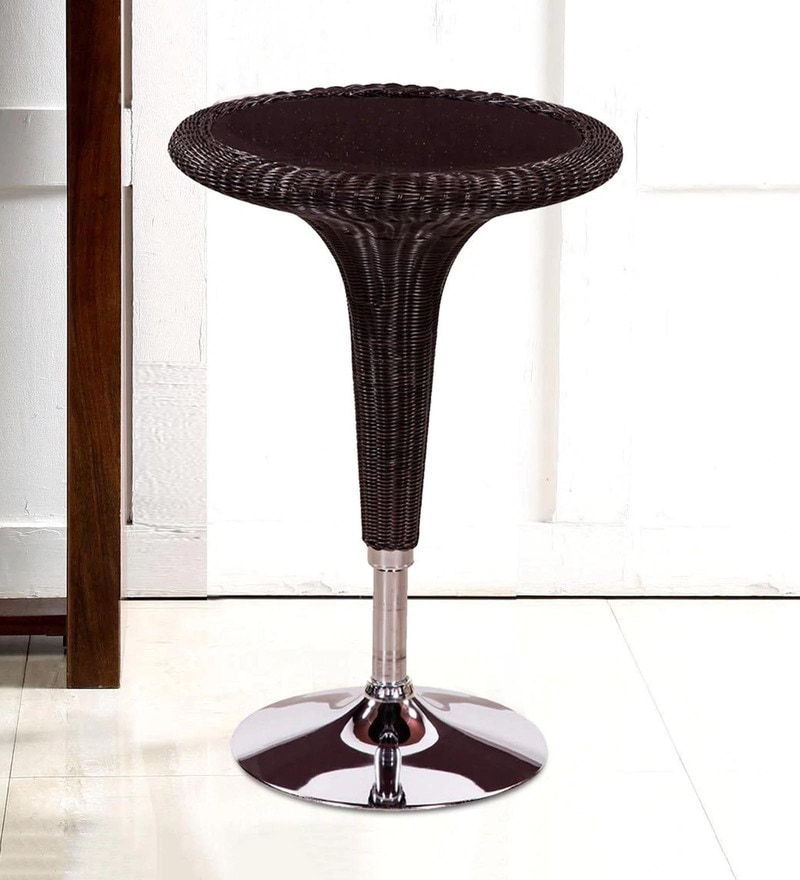 Rattan Bar Stool by Royal Oak