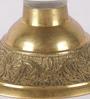 Rajrang Brass Glass, Crystal & Metal Designer Hand Made Candle Holder