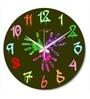 Random Polymer Holi Joy Clock