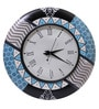 Multicolour MDF 16 Inch Round Story Round Wall Clock by Rang Rage