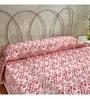 Ratan Jaipur Multicolour Cotton Queen Size Bed Cover