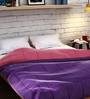 Raymond Home Mauve Cotton Queen Size Quilt