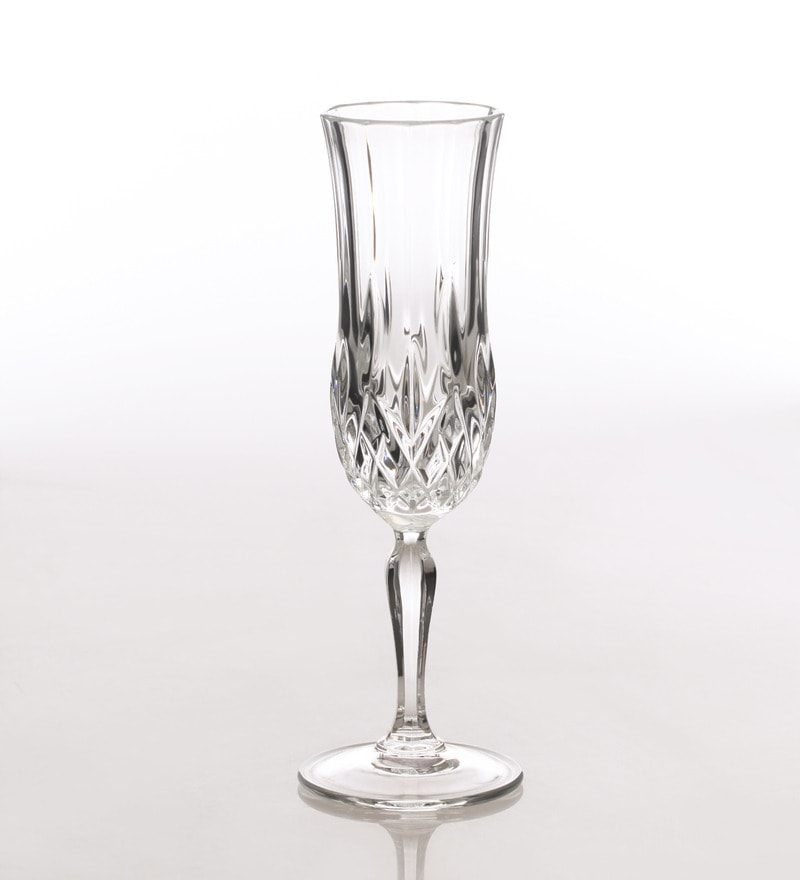 Buy rcr opera calice champagne flute 30 ml wine glass for Buy champagne glasses online