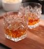 RCR Enigma Bicchieri Dof Glass 370 ML Whisky Glass - Set of 6