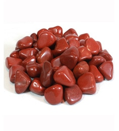 Red Agate Red Jasper Decorative Pebbles