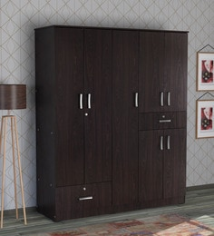 Wardrobe Buy Wooden Almirahs Amp Wardrobes Online At Best