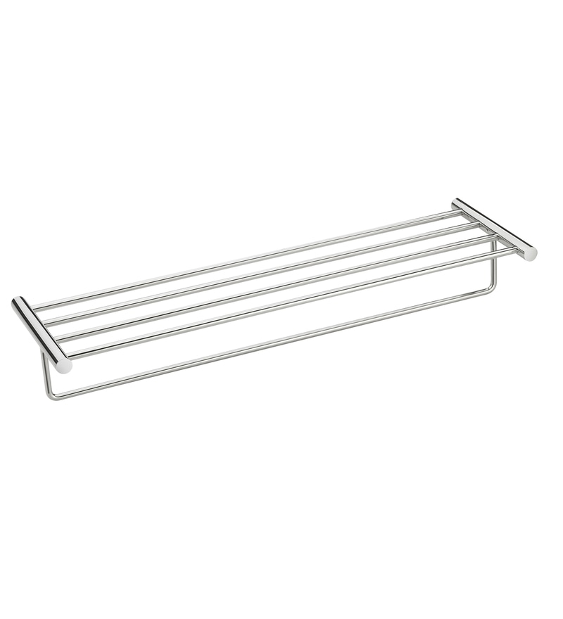 Regis Bathroom Towel Rack / Towel Rail Stainless Steel - Ace Series 600mm