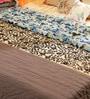 Multicolour Cotton King Size Designer Quilt by Reme