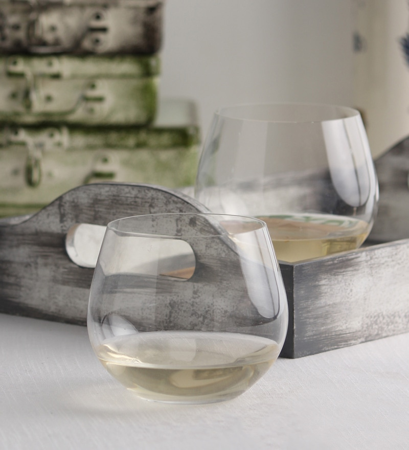 Riedel 580 ML Oaked Chardonnay White Wine glass - Set of 2