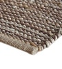 Brown Chenille 120 x 96 Inch Area Rug by The Rug Republic