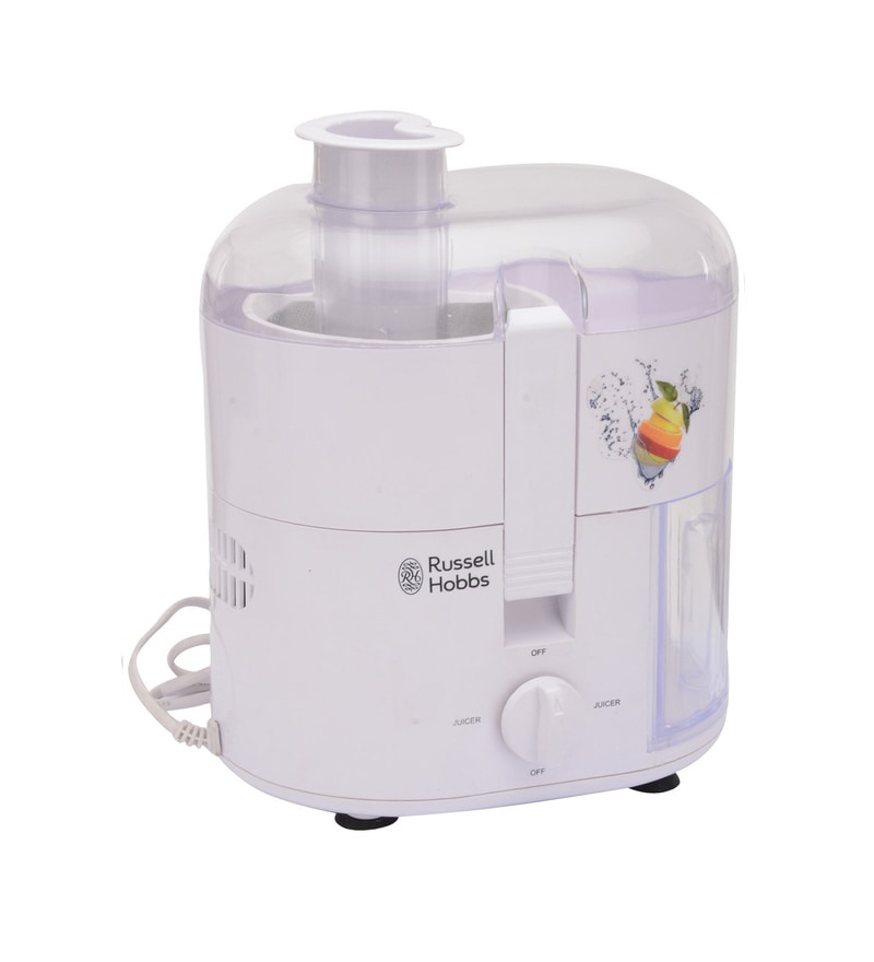 Russell Hobbs Rje 40E 400W Juice Extractor
