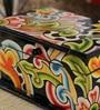 Rural Craft Multicolour MDF Black Utility Box