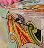 Rural Craft Multicolour MDF Cuboid Box