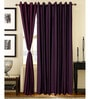 Purple Door Curtains Polyester (Set of 2) by S9home by Seasons