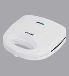 Sabichi White Sandwich Maker