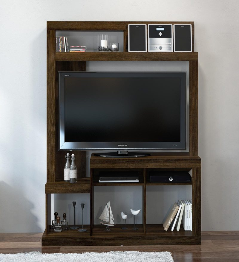 Sachiko Entertainment Unit in Rosewood Finish by Mintwud