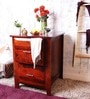 Salvador Chest of Drawers in Honey Oak Finish by Woodsworth