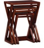 Burgdorf Set of Tables in Honey Oak Finish by Woodsworth