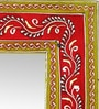 Multicolour Solid Wood Painted Photo Frame by Satyam International