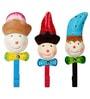 Wonderland Face Kids Hook - Set of 2