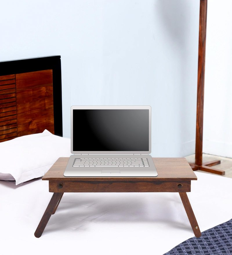 Sheesham Wood Laptop Table by VarEesha