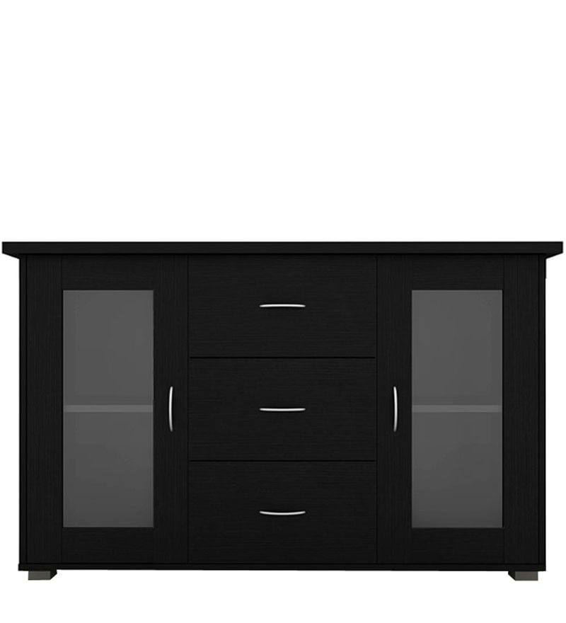 Buy shelton sideboard in wenge finish by housefull online modern cabinets sideboards - Sideboard wenge ...