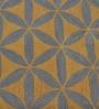 Shobha Woollens Grey Wool Solids Area Rug