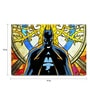 Shop Mantra Paper 19 x 13 Inch Batman Painting Art Unframed Laminated Poster
