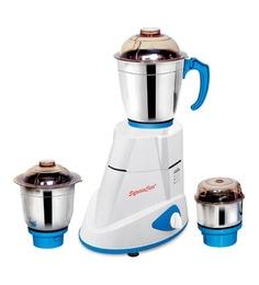 Signoracare Maxima White 750 W 3-Jar Mixer Grinder