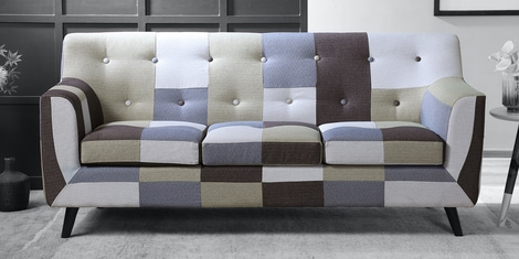 Three Seater Sofas Upto 70 Off Buy Three Seater Sofa Online Best Prices Pepperfry