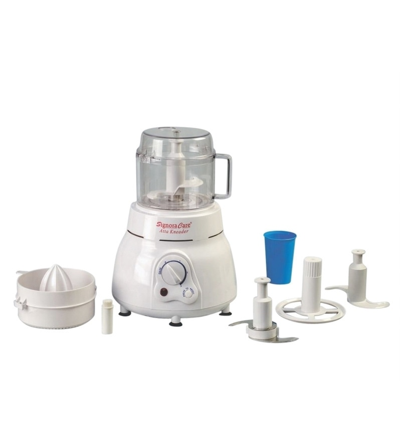 Signora Care 650 Watts Atta Kneader/Food Processor