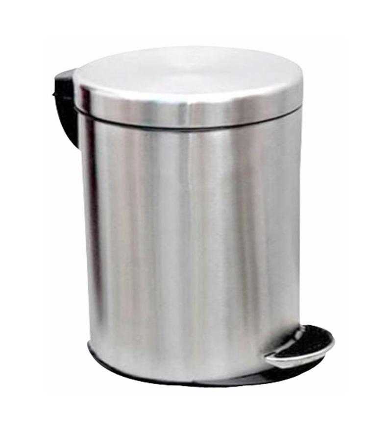 Silverware 7 L Dustbin