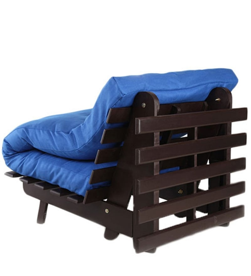 sofa itm single frame or futon futons only bed wooden base double