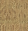Skipper Brown Viscose Extra Long Window Curtain