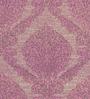 Purple Viscose Lilac Window Curtain by Skipper