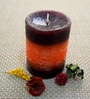 Orange & Chocolate Candle Gift Pack by Skycandle