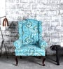 Slipknot Wing Chair by Bohemiana