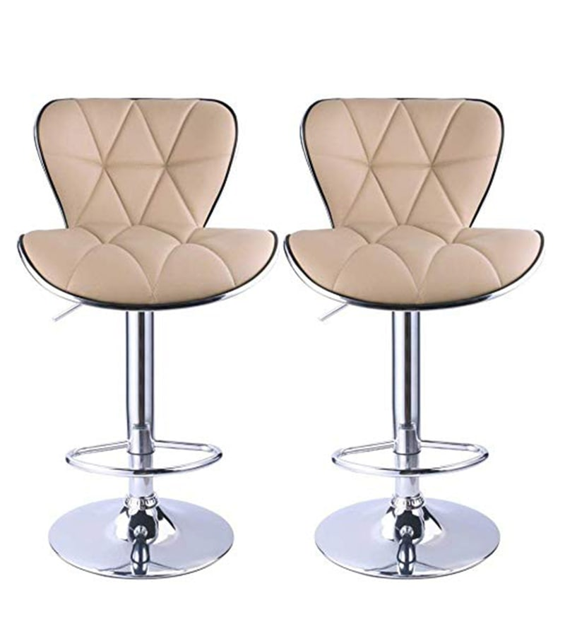 Remarkable Smiley Adjustable Height Crisscross Swivel Bar Chair In Beige By Workspace Interio Inzonedesignstudio Interior Chair Design Inzonedesignstudiocom