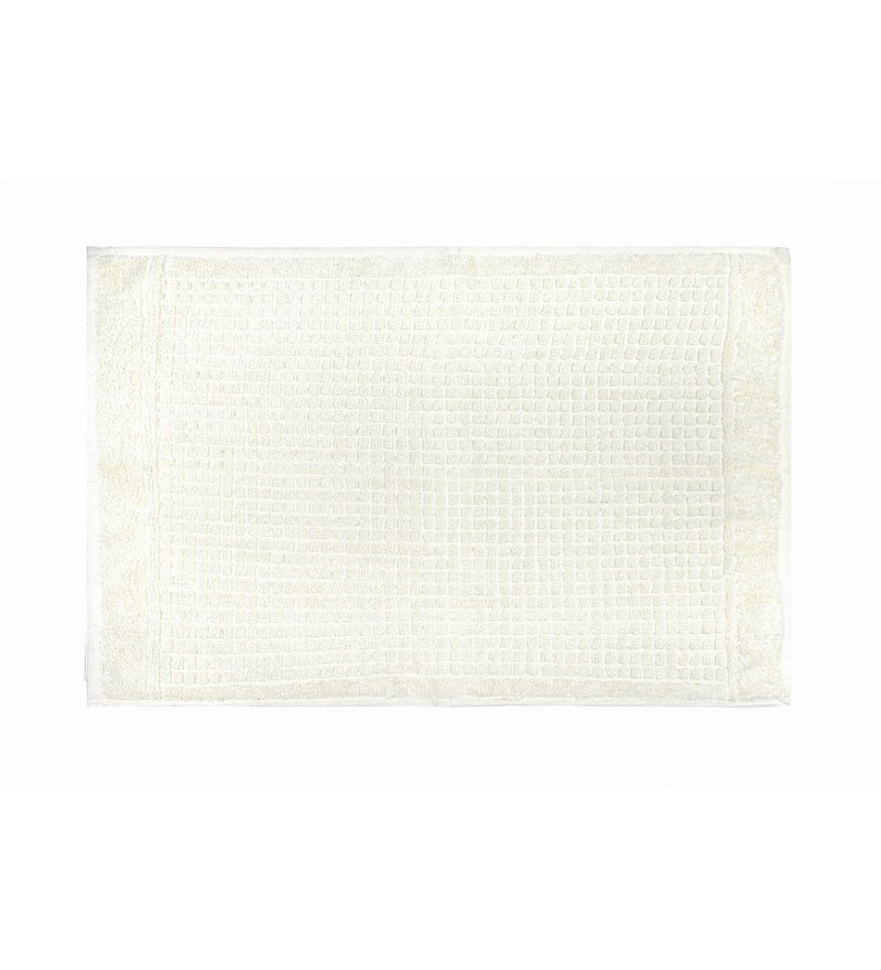 Beige 100% Cotton 16 X 24 Hand Towel by Softweave